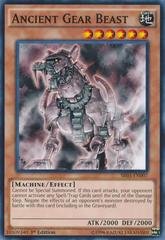 Ancient Gear Beast - SR03-EN007 - Common - 1st Edition
