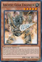 Ancient Gear Engineer - SR03-EN008 - Common - 1st Edition