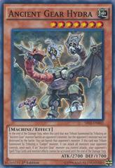 Ancient Gear Hydra - SR03-EN002 - Super Rare - 1st Edition