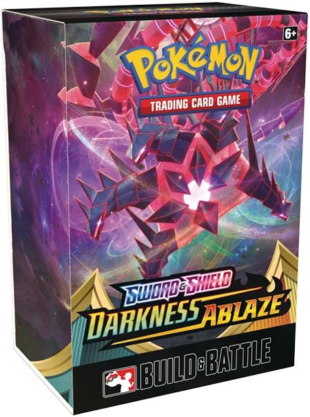 Pokemon SWSH3 Darkness Ablaze Prerelease Build & Battle Kit