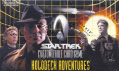 Star Trek CCG Holodeck Adventures Booster Box