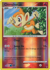 Chimchar - 97/147 - Common - Reverse Holo
