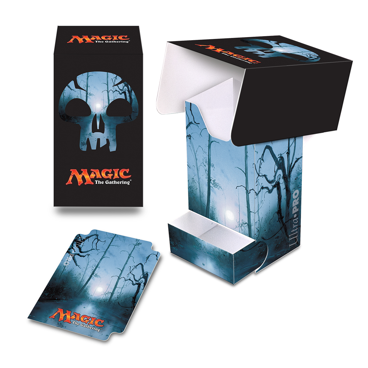 Magic The Gathering Dissention Deckbox Sealed With Sleeves MTG TCG