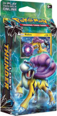 Pokemon SM8 Lost Thunder Theme Deck - Storm Caller (Raikou)