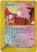 Chansey - 72/165 - Uncommon - Reverse Holo