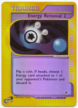 Energy Removal 2 - 140/165 - Uncommon - Reverse Holo