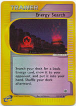 Energy Search - 153/165 - Common - Reverse Holo