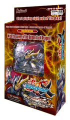Buddyfight BFE-X-SD01 Buddyfight Demon Lord Dragon of Tempest Start Deck