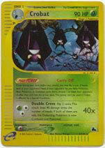 Crobat - 6/144 - Rare - Reverse Holo