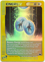 Bounce Energy - 142/144 - Uncommon - Reverse Holo