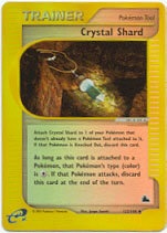 Crystal Shard - 122/144 - Uncommon - Reverse Holo