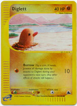 Diglett - 50/144 - Common - Reverse Holo
