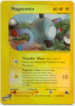 Magnemite - 76/144 - Common - Reverse Holo