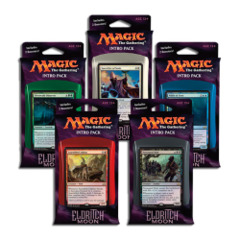 MTG Eldritch Moon Intro Packs: Set of 5 Decks