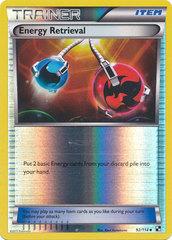 Energy Retrieval - 92/114 - Uncommon - Reverse Holo