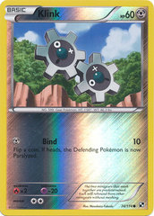 Klink - 74/114 - Common - Reverse Holo