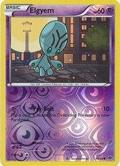 Elgyem - 61/99 - Common - Reverse Holo