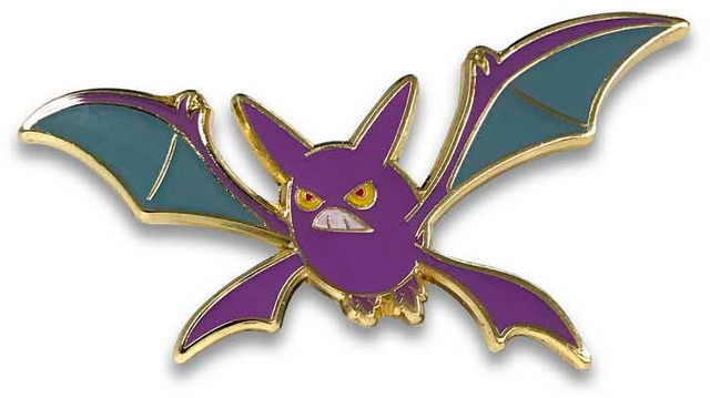 Crobat Pin - Legacy Evolution Pin Collection Exclusive