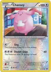 Chansey - 80/108 - Common - Reverse Holo