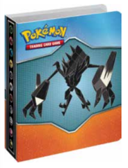 Pokemon Sun & Moon SM3 Burning Shadows Mini Collector's Album