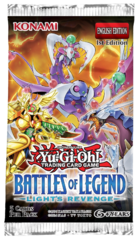 Yu-Gi-Oh Battles of Legend: Light's Revenge Booster Pack