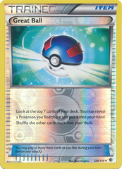 Great Ball - 129/149 - Uncommon - Reverse Holo