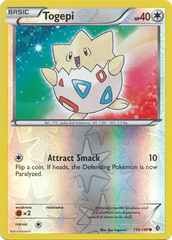 Togepi - 110/149 - Common - Reverse Holo