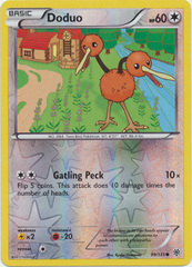 Doduo - 99/135 - Common - Reverse Holo