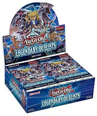 Yu-Gi-Oh! Legendary Duelists Booster Box
