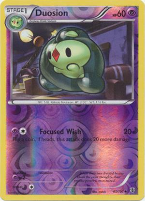 Relicanth 24//101 B/&W Plasma Blast Uncommon PERFECT MINT Pokemon
