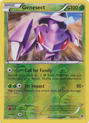 Genesect - 10/101 - Rare - Reverse Holo
