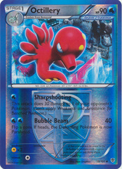 Octillery - 19/101 - Uncommon - Reverse Holo
