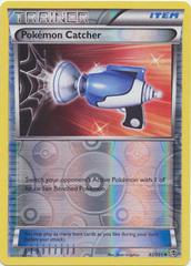 Pokemon Catcher - 83/101 - Uncommon - Reverse Holo