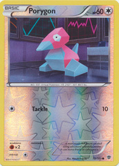 Porygon - 72/101 - Common - Reverse Holo