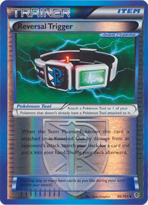 Reversal Trigger - 86/101 - Uncommon - Reverse Holo