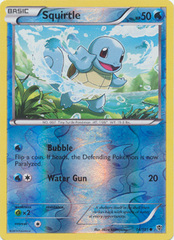 Squirtle - 14/101 - Common - Reverse Holo