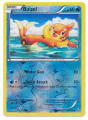 Buizel - 28/106 - Common - Reverse Holo