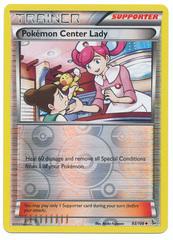Pokemon Center Lady - 93/106 - Uncommon - Reverse Holo