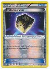 Protection Cube - 95/106 - Uncommon - Reverse Holo