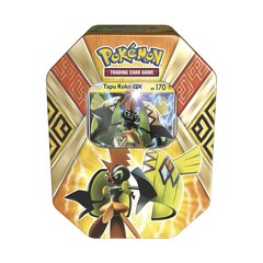 Pokemon Island Guardians Tin: Tapu Koko GX