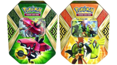 Pokemon Island Guardians Tins: Set of 2