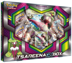 Pokemon Tsareena GX Collection Box