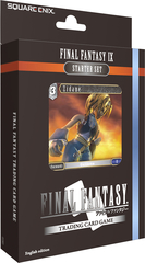 Final Fantasy TCG Fire and Water IX Starter Deck Set