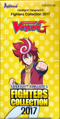 Cardfight!! Vanguard VGE-G-FC04 Fighters Collection 2017 Booster Box