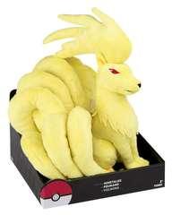 Pokemon Tomy Ninetales Plush 10