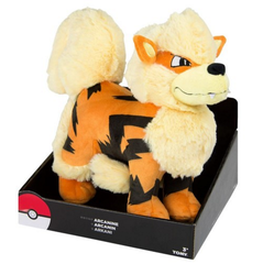 Pokemon Tomy Arcanine Plush 11