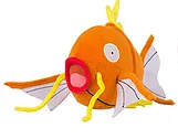 Pokemon Tomy Magikarp Plush 9