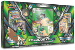 Pokemon Decidueye GX Premium Collection