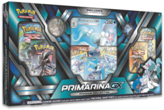 Pokemon Primarina GX Premium Collection Box