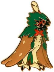 Decidueye Pin - Decidueye GX Premium Collection